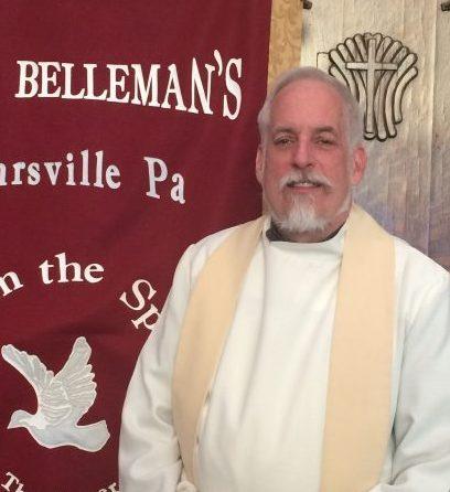 Pastor David Blitch